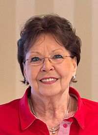 Ursula Hielscher, Ladies' Captain