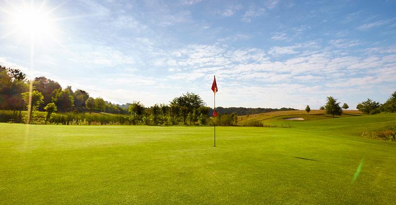 Golfplatz Düsseldorf Grafenberg